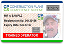 Red CPCS Card